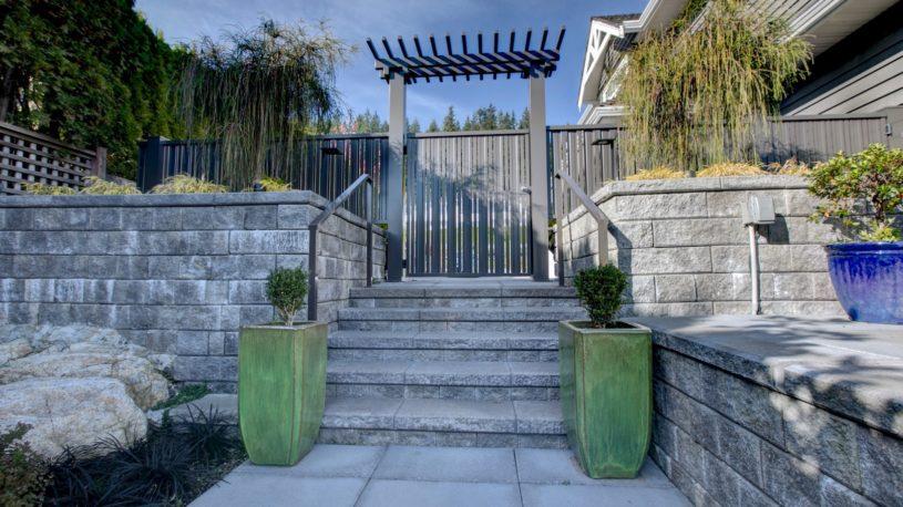 Side Entrance Gate
